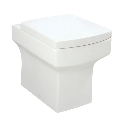 Toilette murale design carrée - BTW602